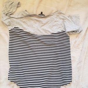 3/4 Sleeve Shirt Sz Small Express